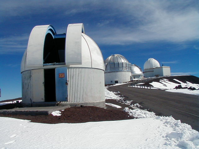 telescope on Maunakea