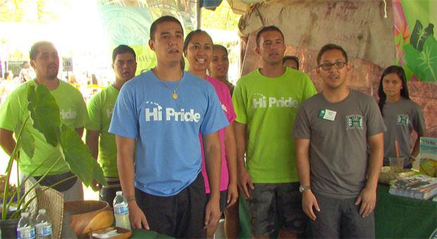 UH Hawaiʻinuiākea students
