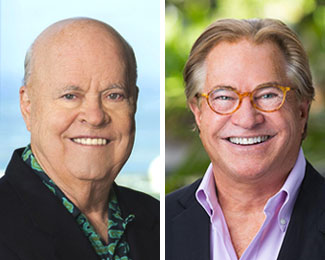 Walter Dods and Jay H. Shidler