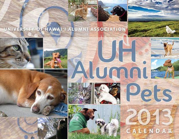 The 2013 Alumni Pet Calendar
