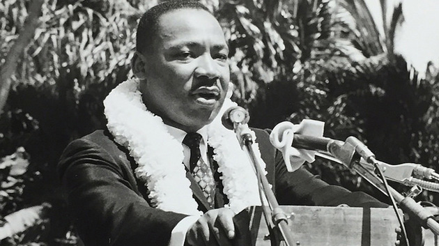 Dr. Martin Luther King, Jr. Delivers Message Of Hope At UH Manoa