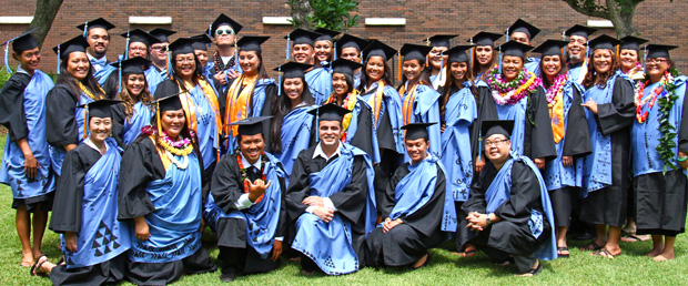 UH Community College graduates