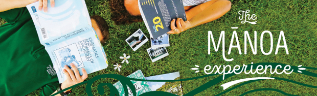 Manoa Experience banner