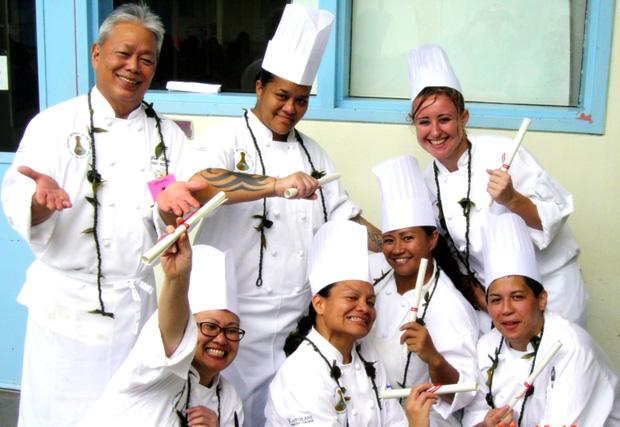 culinary graduates group