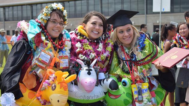 Photos: We Love Our UH Grads!