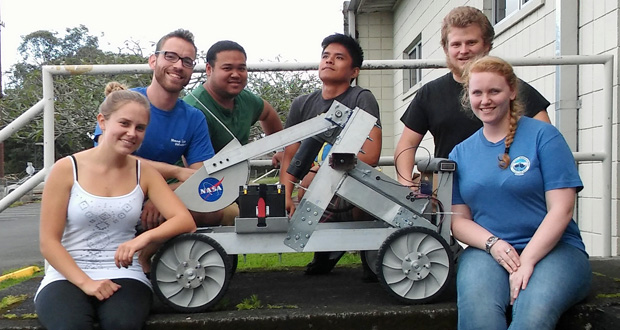Hilo Robotics Team