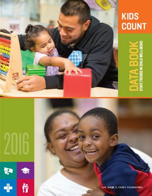 KIDS COUNT 2016 cover