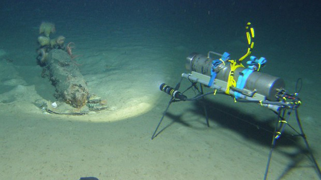International Collaboration Expands Knowledge Of Munitions Dumped At Sea