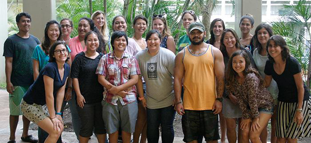 Maile Mentoring Bridge program cohort