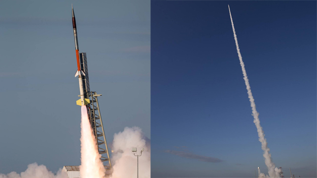 Project Imua Payload Successfully Launched