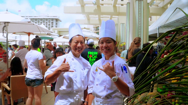 Culinary Institute Of The Pacific Shares Stories Of Inspiration And Support