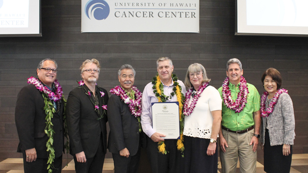 UH Cancer Center Reaches Major Milestones And Welcomes New Director