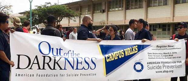 HonoluluCC Outofthedarkness Walk