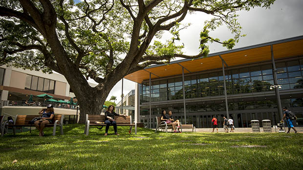 UH Mānoa Named One Of America's Safest Colleges