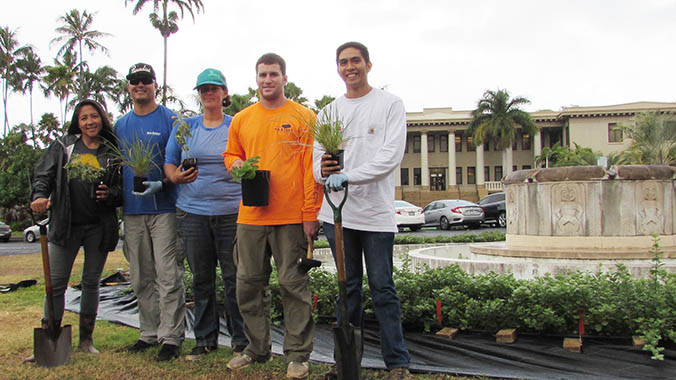 Native Hawaiian Plants Nurtured For Education And Industry
