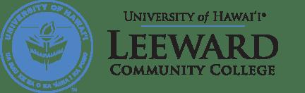 Leeward Community College and nameplate