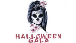 Honolulu CC Halloween gala poster