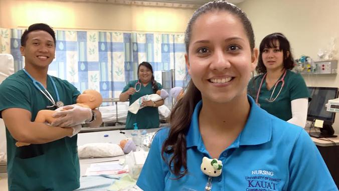 Kaua'i CC Nursing Program Earns Highest Accreditation