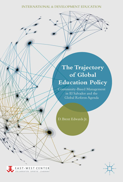 The Trajectory of Global Education Policy bookcover
