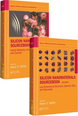 Silicon Nanomaterials Sourcebook bookcover