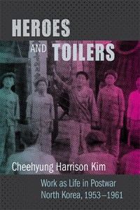 cover of book, Heros and Toilers