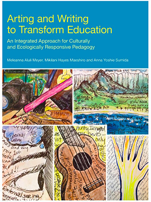 Arting and Writing to Transform Education book cover