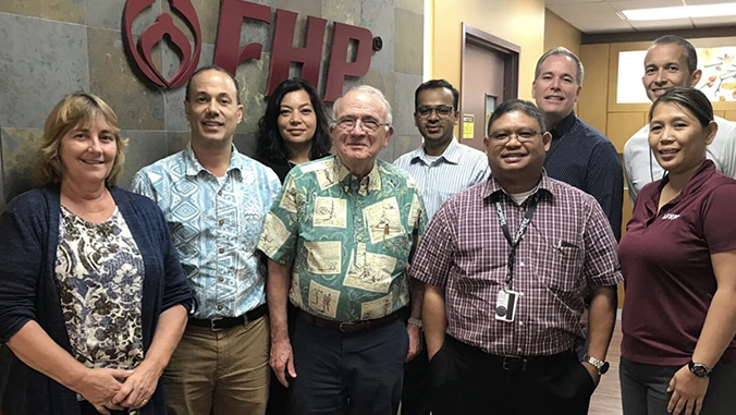 UH Cancer Center helps bring cancer clinical trials to Guam