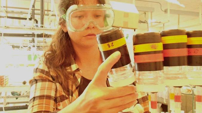 Honour, Our Global Environmental Science Grad!