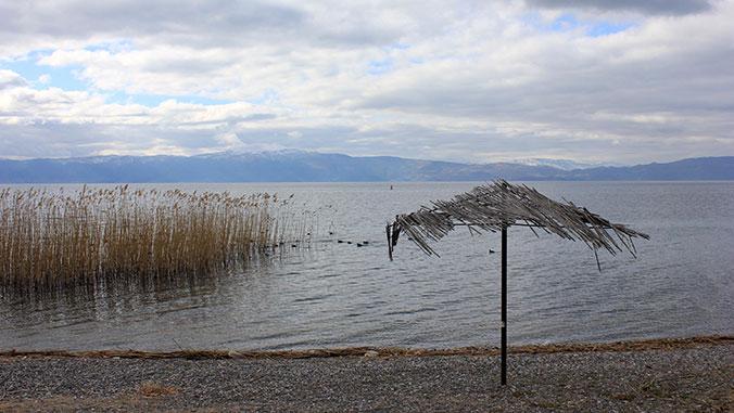 View of a lake