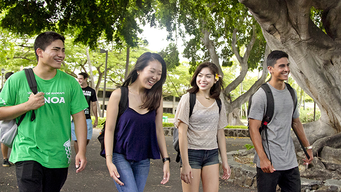 New student recruitment tool increases enrollment at UH Mānoa, Hilo