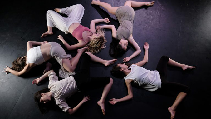 Diverse student choreographers color the stage at Winter Footholds