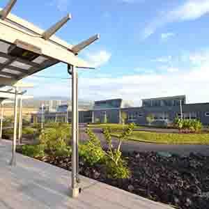 Pālamanui rooftop solar array