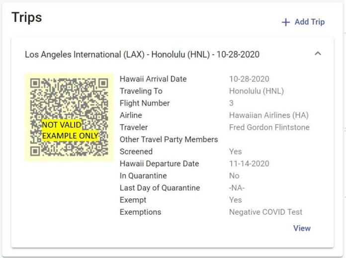 Travel Information University Of Hawaii System