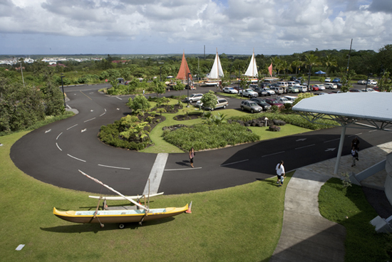 Imiloa Astonomy Center of Hawaii hosts the second annual festival dedication to wayfinding and navigation. (Photo courtesy of Imiloa Astronomy Center of Hawaii)