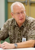 Kona Community Hospital CEO Jay Kreuzer