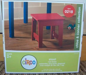 Circo Chloe & Conner Collection Stool Package