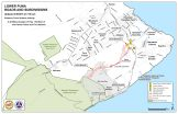 Kilauea June 27 Lava Flow map updated 7 a.m., February 5, 2015. Courtesy of Hawaii County Civil Defense