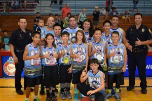 Boys 12-and-Under 'Man Up'