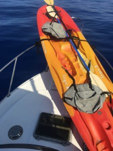 The Coast Guard is seeking the public's help identifying the owner of a two-person kayak found approximately two miles west of the Captain James Cook Monument in Kealakekua Bay on the Big Island, Wednesday (Dec 28).