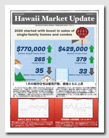Hawaii Market Update No.11