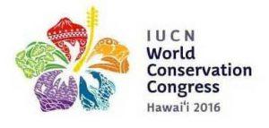 IUCN Hawaii 2016 logo