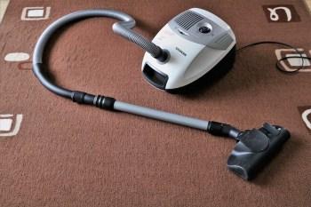 vacuuming carpet 2