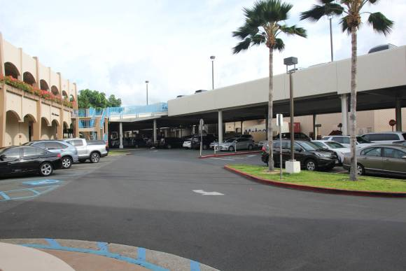 Kahala Dental Office - Closest Parking