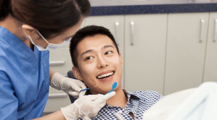 organizing dental insurance