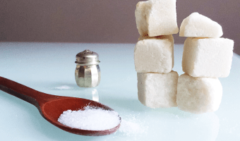 Sugar vs. Artificial Sweeteners