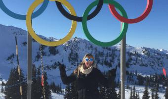 SMILEstones from Past Winter Olympics
