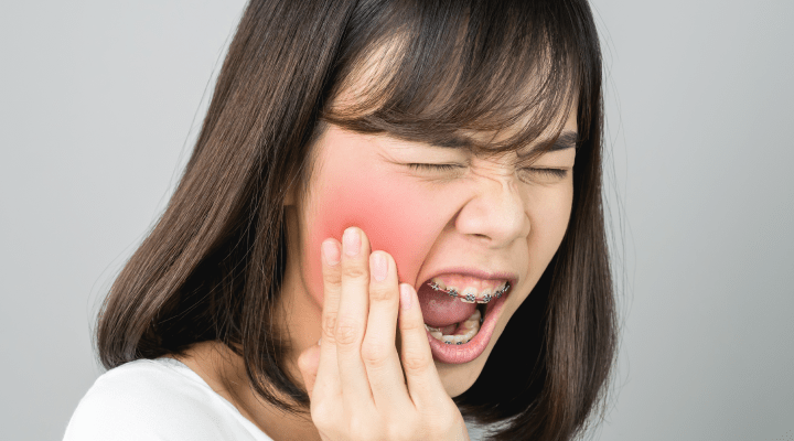 relief from wisdom tooth pain