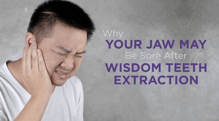 Find out why your jaw may hurt after wisdom teeth removal surgery and what to do if the healing process goes wrong.