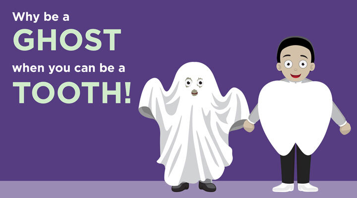 Fall Craft Ideas – Making a Tooth Halloween Costume