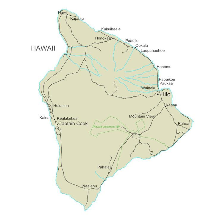 There are lots of choices for Big Island vacation activities and Hawaii Big
